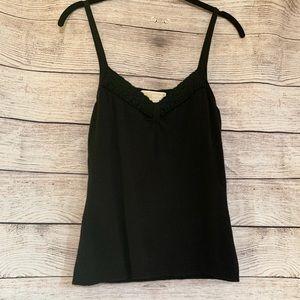 🌷4/$20 SALE Michael Kors Black Camisole